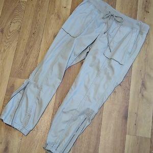 Eddie Bauer straight leg khaki pants